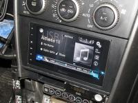 Фотография установки магнитолы Pioneer SPH-DA120 в Toyota Altezza