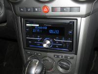 Фотография установки магнитолы Pioneer FH-X730BT в Opel Antara