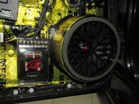 Установка акустики Dego ST-650 в Audi A6 (C6)