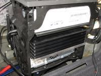 Установка усилителя Helix V EIGHT DSP в Audi A6 (C6)