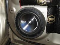 Установка акустики MTX TX265S в Suzuki Grand Vitara