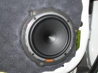 Установка акустики Hertz MPK 165.3 Pro в Nissan X-Trail (T32)