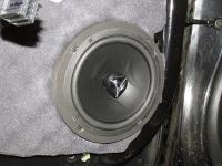 Установка акустики Hertz ECX 165.5 в Chevrolet Cruze