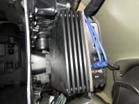 Установка усилителя Helix V EIGHT DSP в Toyota Land Cruiser 200