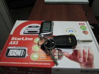 Установка StarLine A93 2CAN+2LIN GSM в Chevrolet Cruze