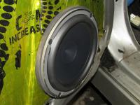 Установка акустики Hertz MPK 165.3 Pro в Subaru Lancaster