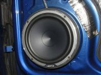 Установка акустики Hertz MPK 165.3 Pro в Volkswagen Scirocco