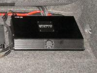 Установка усилителя Audio System M-90.4 в Skoda Octavia (A7)