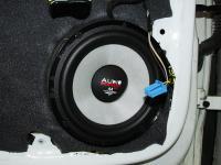 Установка акустики Audio System M 165 EVO в Volkswagen Polo V