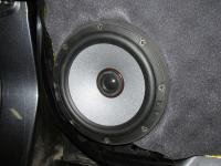 Установка акустики Morel Tempo Ultra Integra 602 в Subaru Outback (BR)