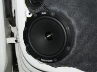 Установка акустики BLAM 165 RS в Volkswagen Jetta VI