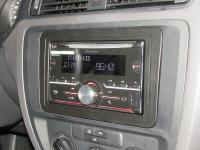Фотография установки магнитолы Pioneer FH-X730BT в Volkswagen Jetta VI