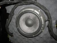 Установка акустики Focal Access 165 AS3 в Jaguar XF