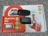 Установка StarLine A93 2CAN+2LIN в Haval H9