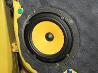 Установка акустики JL Audio C1-650 в Opel Astra J GTC