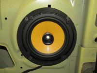 Установка акустики JL Audio C1-650x в Opel Astra J GTC