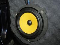 Установка акустики JL Audio C1-650 в Hyundai Matrix