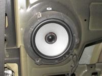 Установка акустики Morel Tempo Ultra Integra 602 в Opel Astra J GTC