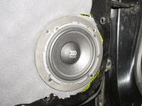 Установка акустики Morel Virtus 603 в Opel Astra J GTC