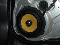 Установка акустики JL Audio C1-650x в Ford Focus 2