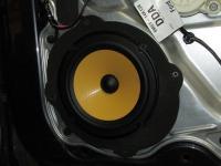 Установка акустики JL Audio C1-650 в Ford Focus 2