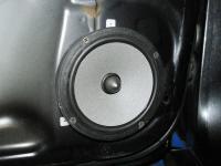 Установка акустики Focal Integration ISS 165 в Subaru Forester (SH)