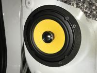Установка акустики JL Audio C1-650x в Mitsubishi Outlander III