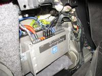 Установка усилителя Audio System R-110.4 в Land Rover Range Rover Sport