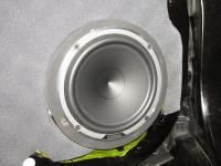 Установка акустики Hertz MPK 165.3 Pro в Haval H9