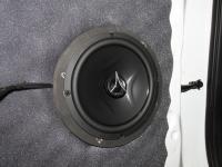 Установка акустики Hertz ECX 165.5 в Hyundai Creta