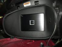 Установка усилителя Alpine PDX-V9 в Can-Am Spider F3