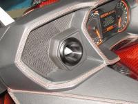 Установка акустики Hertz ST 35 в Can-Am Spider F3