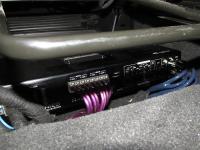 Установка усилителя Audio System R-110.4 в Land Rover Freelander 2