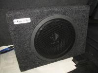 Установка сабвуфера Helix K 10W box в Great Wall Hover H3