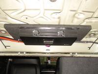 Установка усилителя Audio System R-110.4 в BMW 5 (F10)