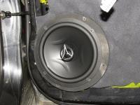 Установка акустики Hertz ECX 165.5 в Subaru Legacy IV (BL)