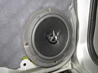 Установка акустики Hertz ECX 165.5 в Suzuki SX4