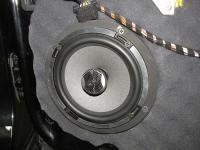 Установка акустики Focal Performance PC 165 в Mercedes ML (W164)