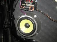 Установка акустики Focal K2 Power ES 165 K в Mercedes ML (W164)