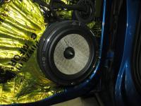 Установка акустики Focal Performance PS 165 FX в Skoda Octavia (A7)