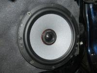 Установка акустики Morel Tempo Ultra Integra 602 в Subaru Legacy IV (BL)