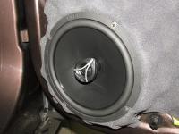 Установка акустики Hertz ECX 165.5 в Skoda Octavia (A7)