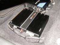 Установка усилителя Match PP 86DSP в Mazda CX-5