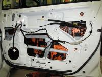 Установка Comfort Mat Dark D3 в Subaru Impreza WRX