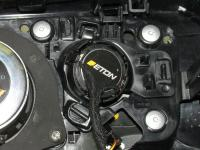Установка акустики Eton CX 260 в Mercedes E class (W238)