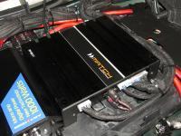 Установка усилителя Match PP 86DSP в Mercedes E class (W238)