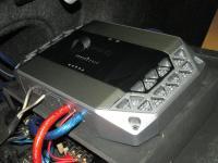 Установка усилителя Infinity Kappa K600 в Skoda Octavia (A5)