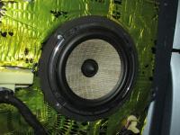 Установка акустики Focal Performance PS 165 FX в Peugeot 308