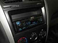 Фотография установки магнитолы Kenwood KMM-124 в Datsun On-Do