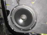 Установка акустики Eton POW 172.2 Compression в Skoda Octavia (A7)
